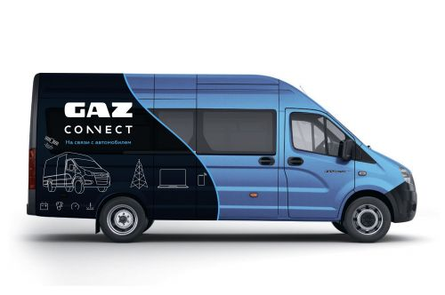 GAZ Connect